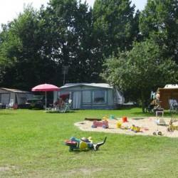 camping het binnenland
