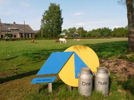 Minicamping Driehuis