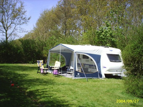 camping nooitgedacht