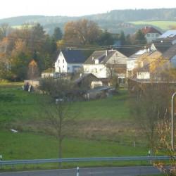 dorps ingang